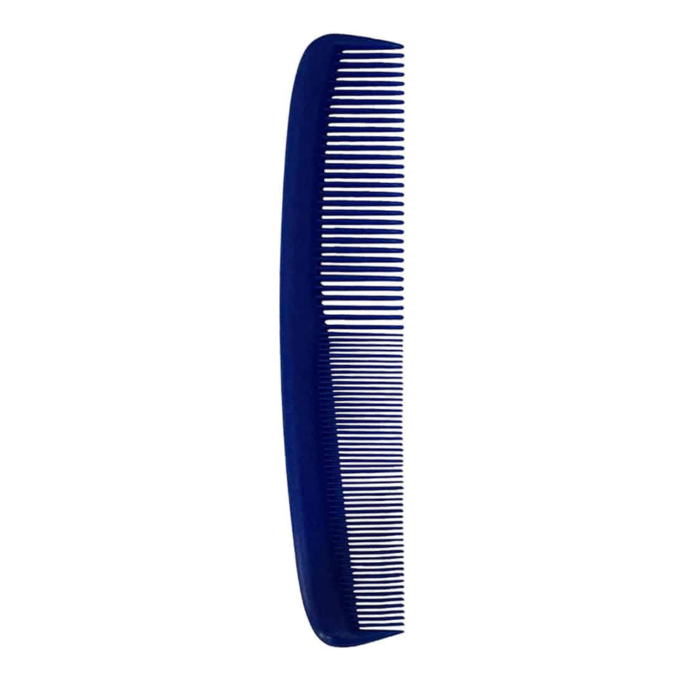 7 Inch Colorful Hair Combs for Men & Women