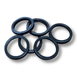 Replacement Gaskets (Retail Pack of 6) with Different Spout Nozzles & Accessories