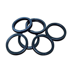 KP45 - Replacement Gaskets (Retail Pack of 6) with Different Spout Nozzles & Accessories