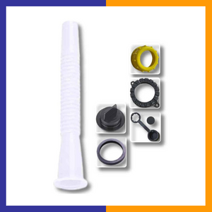 Gas Can Spout Replacement & Accessories - KOOLPRODUCTS