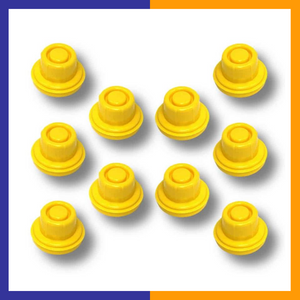 Replacement Yellow Spout Cap Top for Blitz Fuel Gas Can - KOOLPRODUCTS