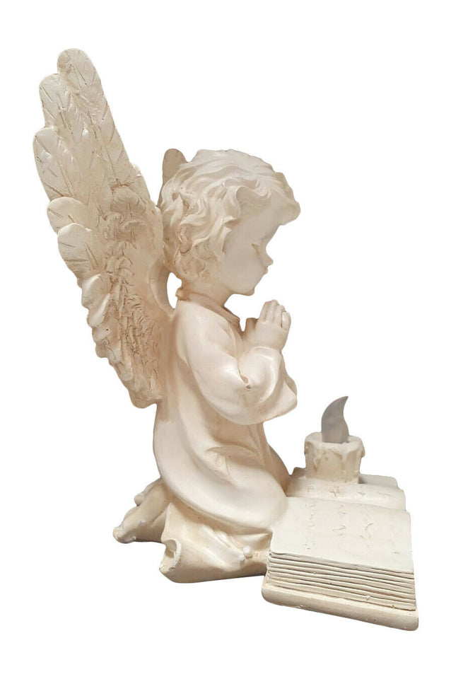 LITTLE ANGEL PRAYING FIGURINE