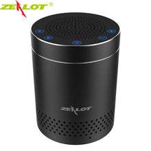 Load image into Gallery viewer, ZEALOT S15 Bluetooth Speaker Wireless Portable Speaker Subwoofer Aluminum Alloy HiFi Stereo 3D Surround Sound Outdoor Boombox