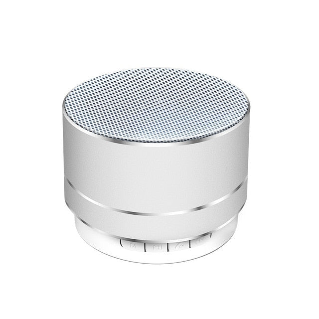 Rechargeable Portable Bluetooth Speaker Mini Speaker Music Audio TF USB AUX Stereo Sound Speaker Audio Music Player