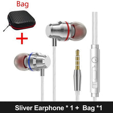 Load image into Gallery viewer, AWI M51 Super Bass Earphone Headset Sport Headphones With Mic Handsfree for Phones Xiaomi Samsung iPhone fone de ouvido MP3