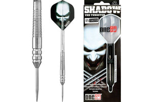 One80 Tungsten Dart Shadow Quality Darts Free Delivery Australia Buy Online Darts Direct Gift Box Packaging Solibox