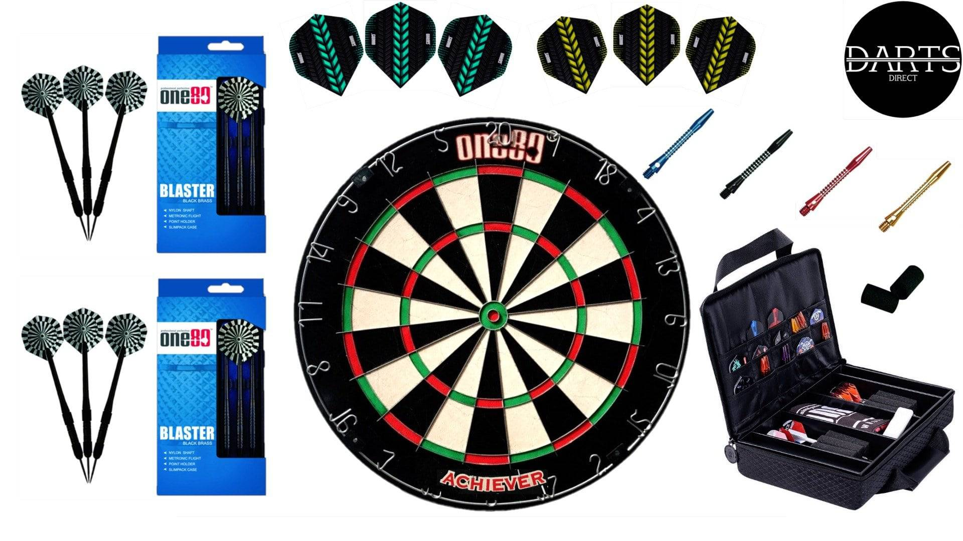 One80 Dartboard Custom Pack - Darts Direct