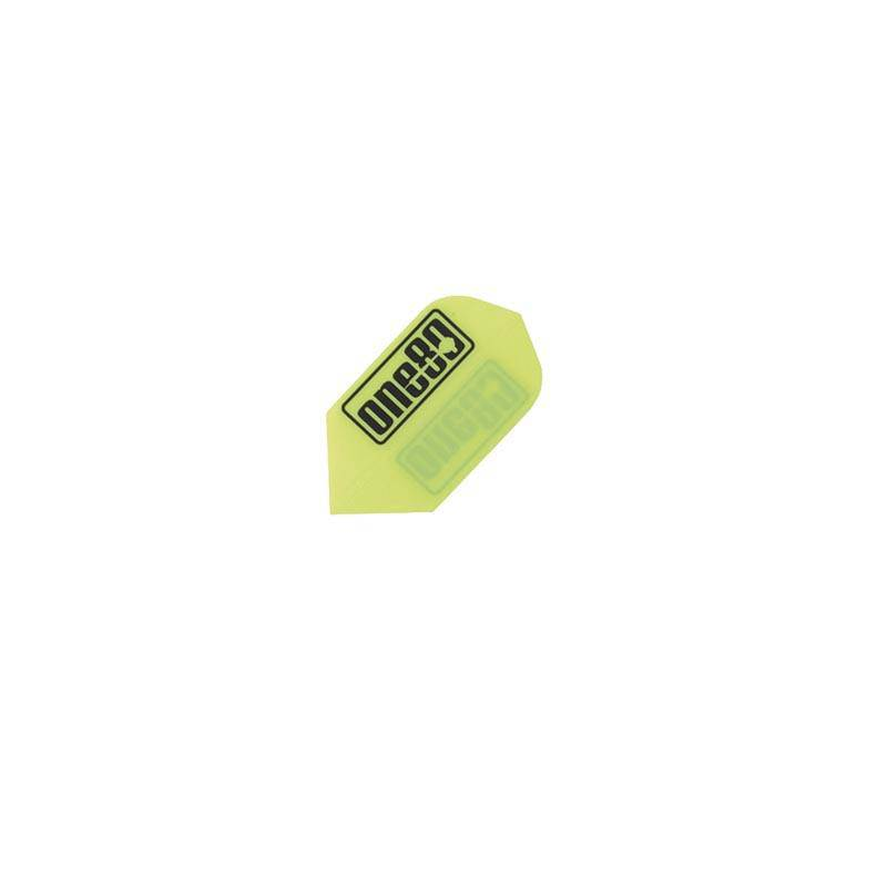 ONE80 FLIGHTS EXTRA STRONG SLIM (12 PACK) - Darts Direct