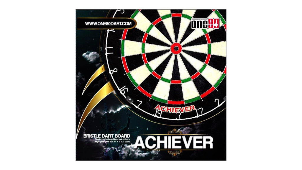 ONE80 Achiever Dartboard - Darts Direct