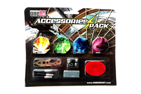 ONE80 Steel Darts Accessories Pack