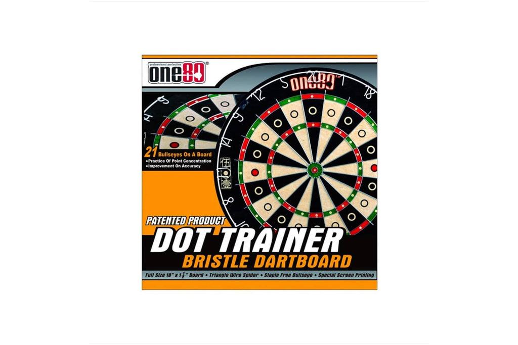 ONE80 Dartboard Dot Trainer - Darts Direct