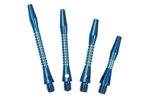 ONE80 Shaft Alloy Groove (BLUE) - Darts Direct