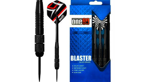 ONE80 Merit Dartboard, Cabinet & Darts Set - Darts Direct