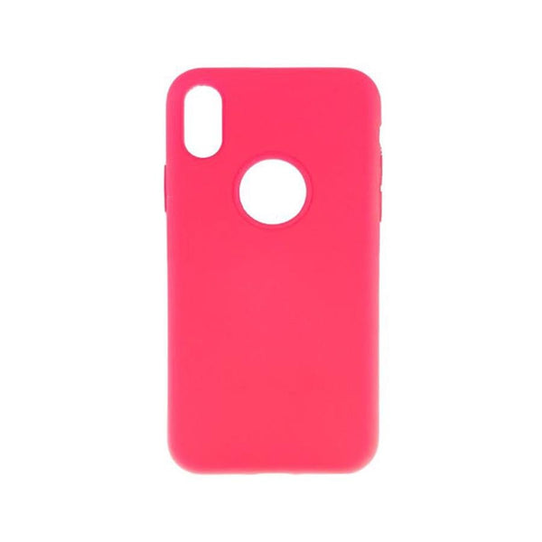 Carcasa ULTRA SUAVE para iPhone X/XS (Varios colores disponibles) - Onlinemyphone