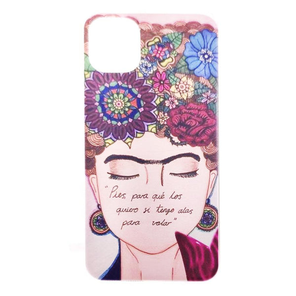 Funda Gel Frida Para iPhone 11 Pro Max - Onlinemyphone