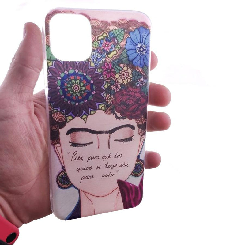 Funda Gel Frida Para iPhone 11 Pro Max