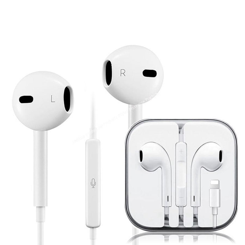 Auriculares conector Lightning