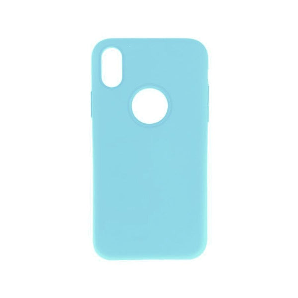 Carcasa ULTRA SUAVE para iPhone XS MAX (Varios colores disponibles)