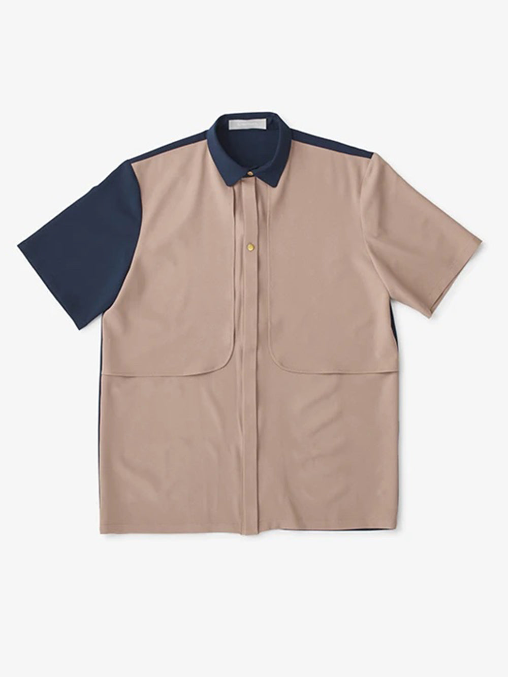COLOR SCHEME GUN FLAP SHIRT