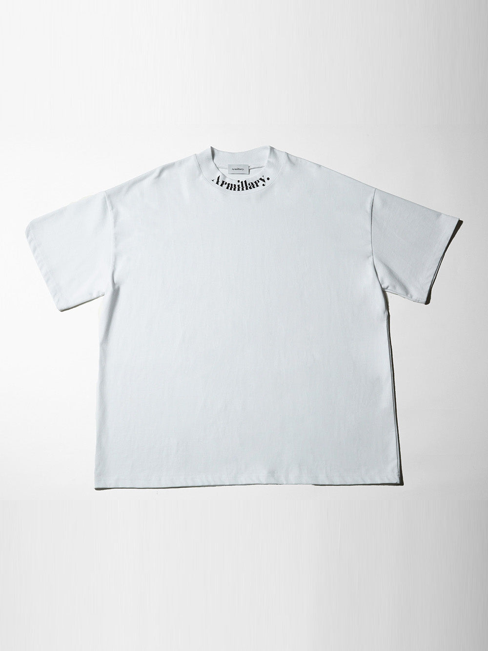 BOTTLE NECK  TEE