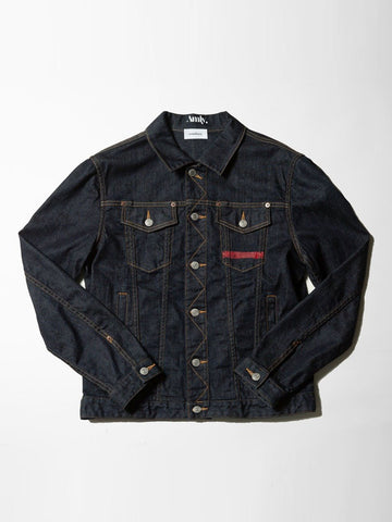 PAINTS DENIM JACKET