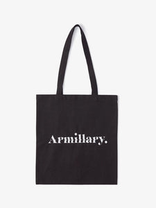 LOGO EMBROIDERY TOTE BAG