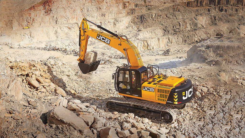 JCB NXT 205 Long Carriage