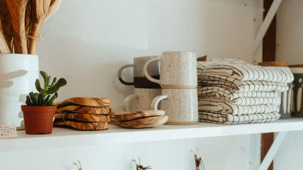 Pottery, Homewares and Accessories
