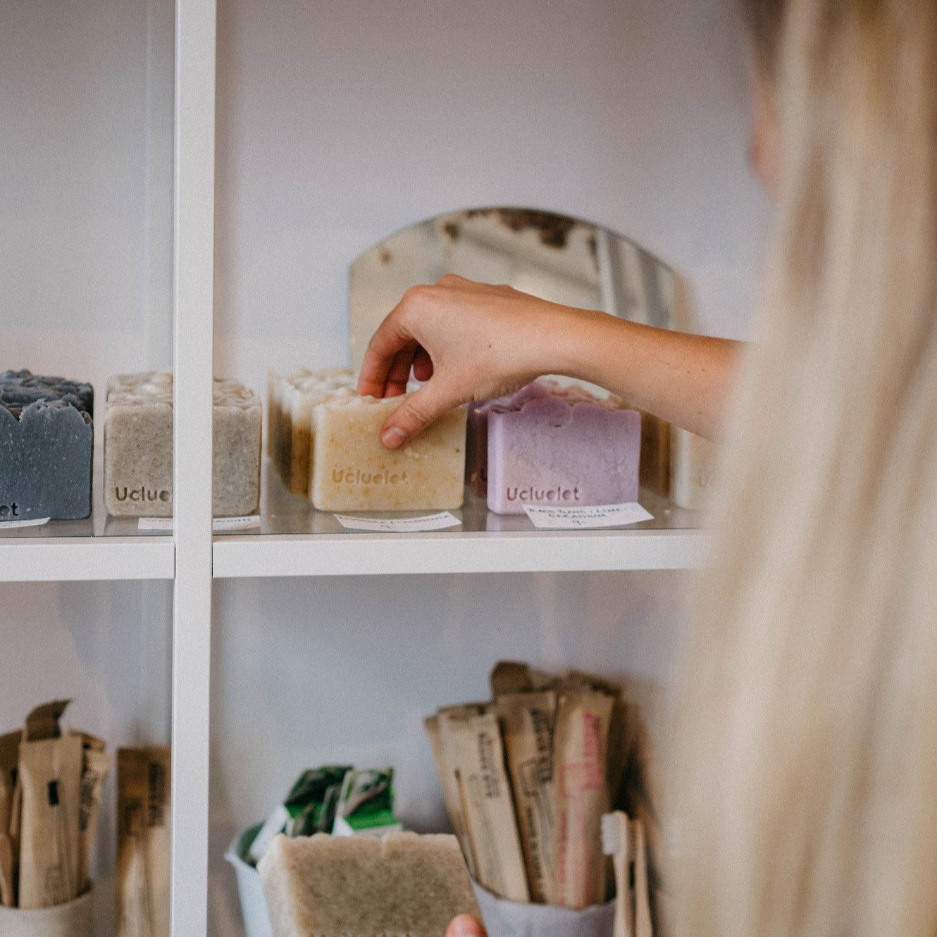Ucluelet Soap - The Den Ucluelet