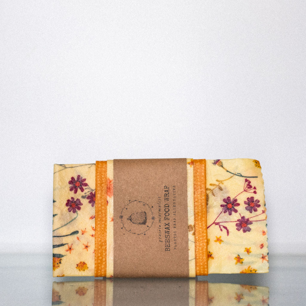Beeswax Wrappers (set of 3)