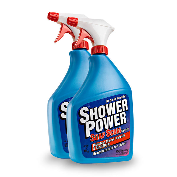 Bathroom Cleaner buy shower power bathroom cleaner & soap scum remover | shower power
