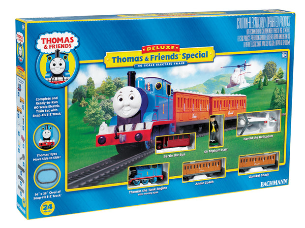 Deluxe Thomas and Friends Train Set