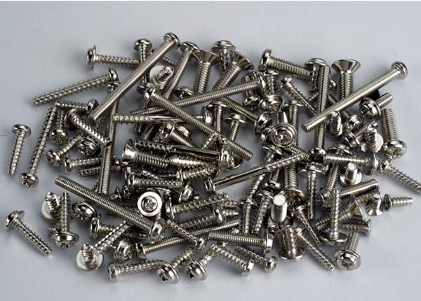 Screw set for Sledgehammer (assorted machine and self-tapping screws, no nuts)