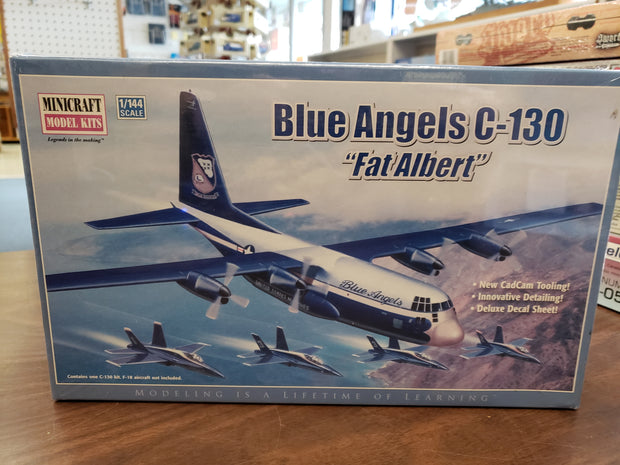 Blue Angels C-130 1/144