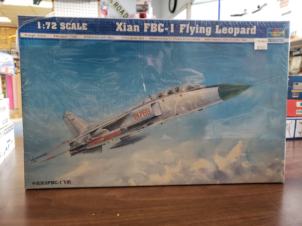 Xian FBC-1 Flying Leopoard 1/72