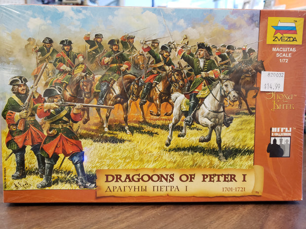 Dragoon of Peter 1