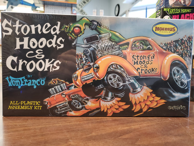 Stoned Hoods & Crooks Von Franco