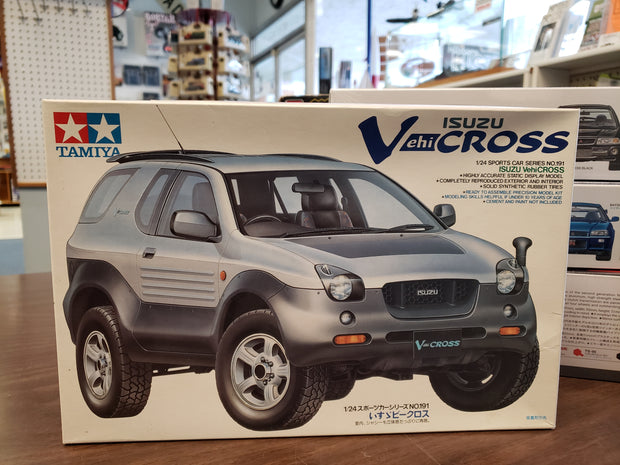 Isuzu Vehicross 1/24 Kit
