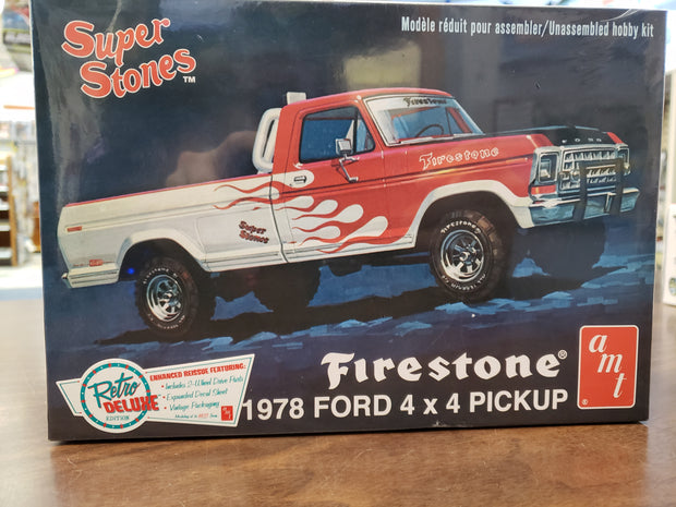 Firestone 1978 Ford 4x4 Pickup