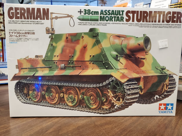 Assault Mortar Sturmtiger 35177
