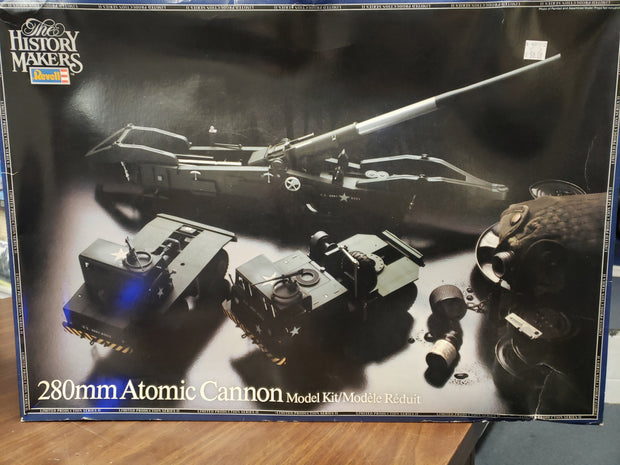 280mm Atomic Cannon 1/32.