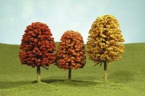 "3""-4"" Autumn Deciduous Trees"
