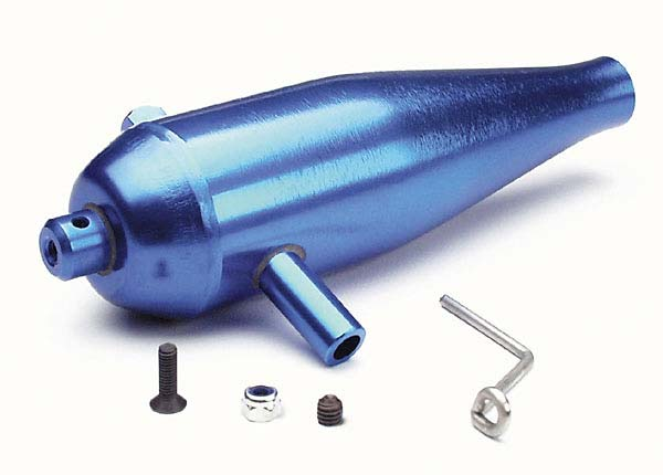 Tuned Pipe Hi-Performance Blue