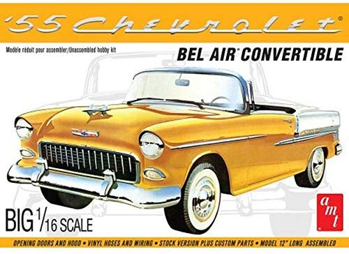55 Chevrolet Bel Air Convertible