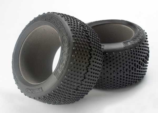 Tires Response Racing 3.8 W/Foam Inserts