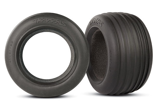 Tires Ribbed 2.8
