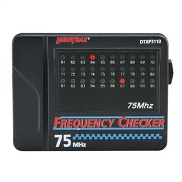 75 MHz Frequency Checker