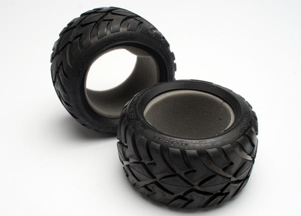 Tires, Anaconda® 2.8' (2)/ foam inserts (2)