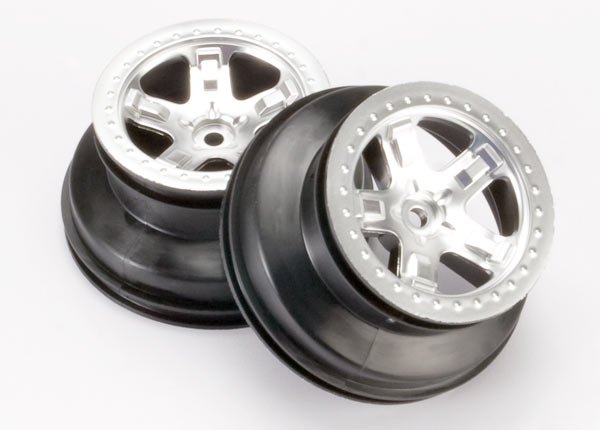 Wheels SCT Satin Chrome