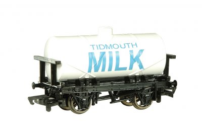 Thomas & Friends Tidmouth Milk Tank HO/OO